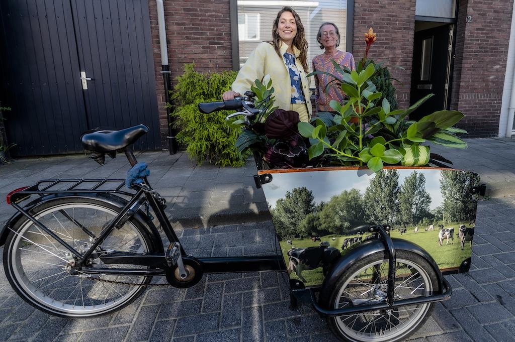 Groene Wijk Week 2021 - Plantenfluisteraar - Foto Dave van Hout-