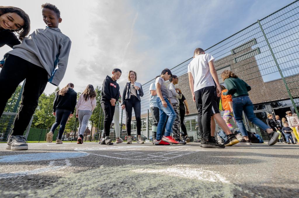 Groene Wijk Week 2021 - Verspeelplein - Foto Dave van Hout-